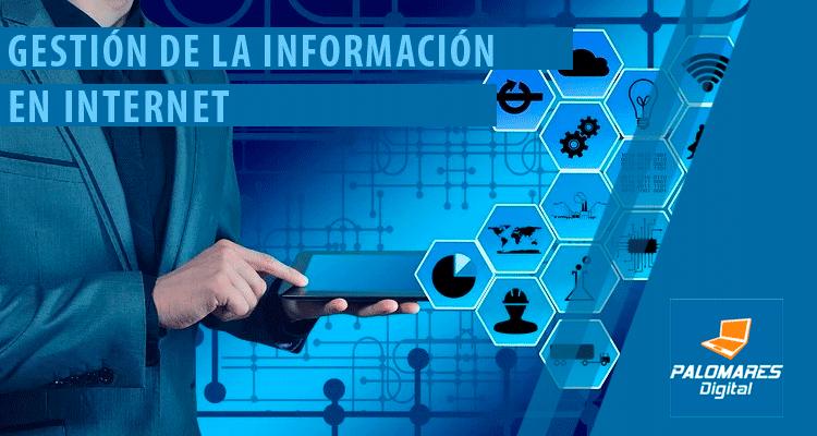 Gestión de Información en Internet